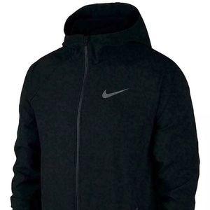 Nike Men's Flex Dri-Fit Hooded Training Jacket SzL